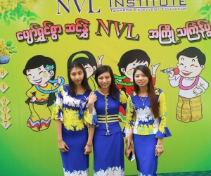 Students_at_Thingyan_Festival_2017_1